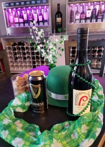 St. Paddy's Day Party! @ Glasses Wine Bar