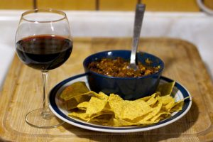 Chili and Soup Tuesday Returns!! @ Glasses Wine Bar
