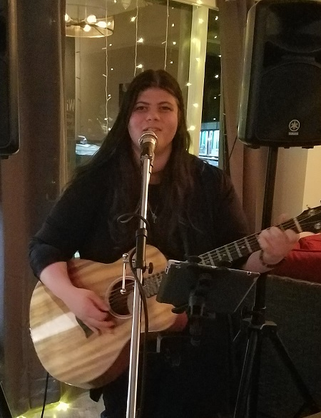 Live Music with Kayla! @ Glasses Wine Bar
