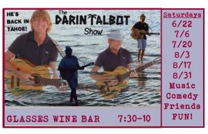 Darin's Back!!! Live Music! @ Glasses Wine Bar