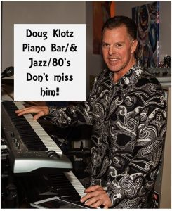 Live Music with Doug Klotz @ Glasses Wine Bar