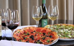 Pizza and Wine Night at Glasses! @ Glasses Wine Bar