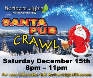 Santa Pub Crawl @ Glasses Wine Bar