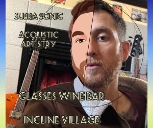 Live Music with Subra Doyle @ Glasses Wine Bar