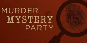 Murder Mystery Party @ Glasses Wine Bar