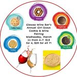 Girl Scout Cookie & Wine Pairing