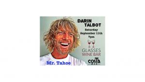 Darin's Last Show of 2021!!! Live Music! @ Glasses Wine Bar